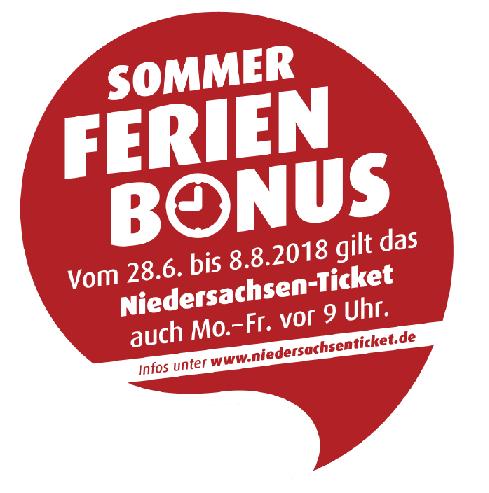 In Den Sommerferien Vor 9 Uhr Mit Dem Niedersachsen Ticket Fahren