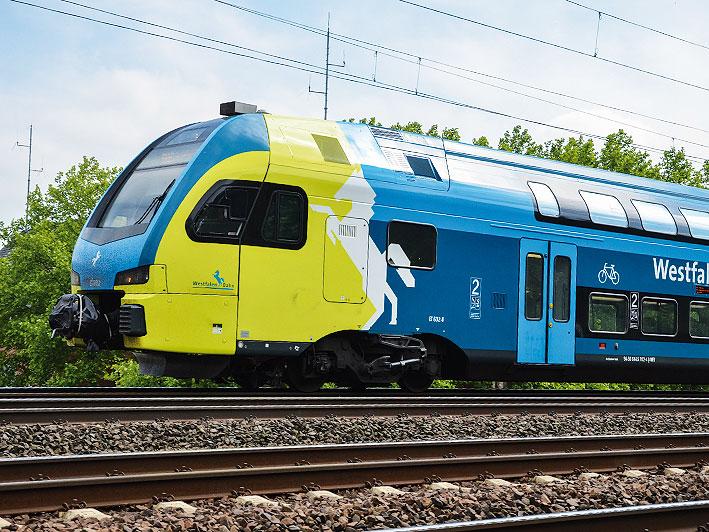 Westfalenbahn Twitter